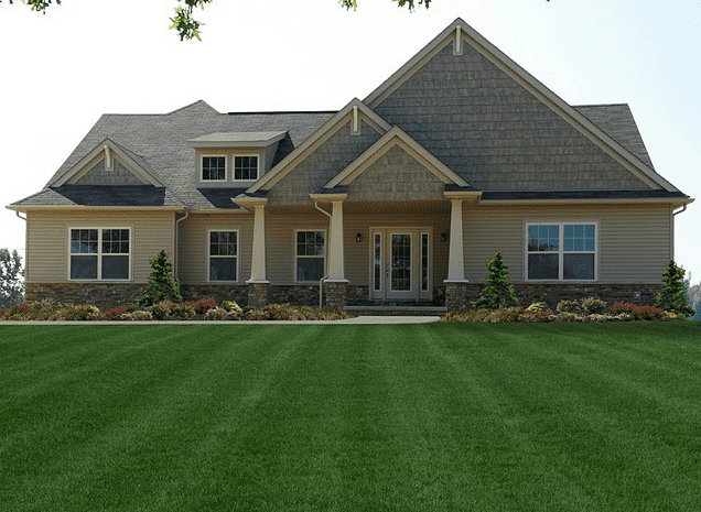 Ranch home floor plans: The Montgomery by Wayne Homes