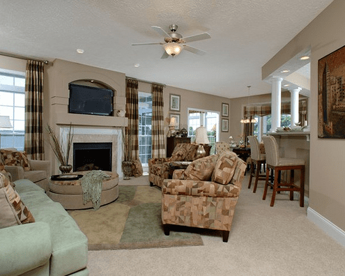 Wayne Homes Features RanchStyle Floor Plan The Gettysburg – Wayne Homes Floor Plans