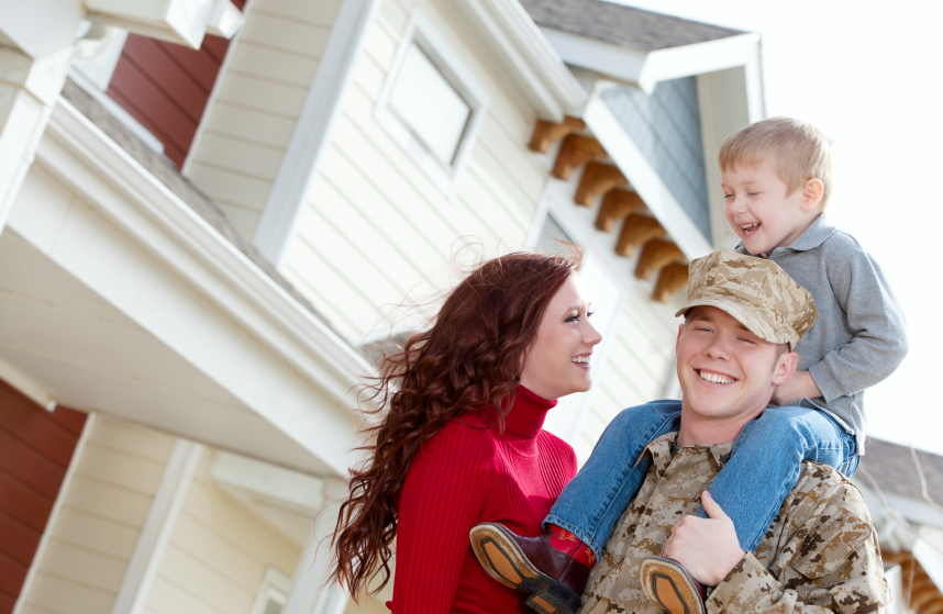 Home for Heroes – Build Your Dream Home