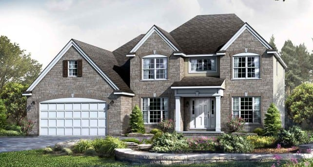 The Kinston is Our Newest Floor Plan
