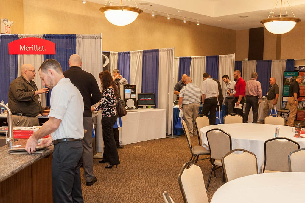 Wayne Homes' 2nd Annual Partner Expo Keeps Employees on Cutting Edge