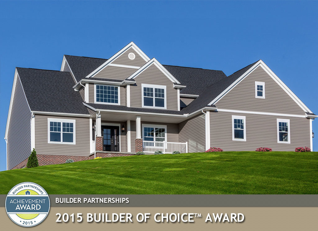 Wayne Homes Receives Builder of Choice Award