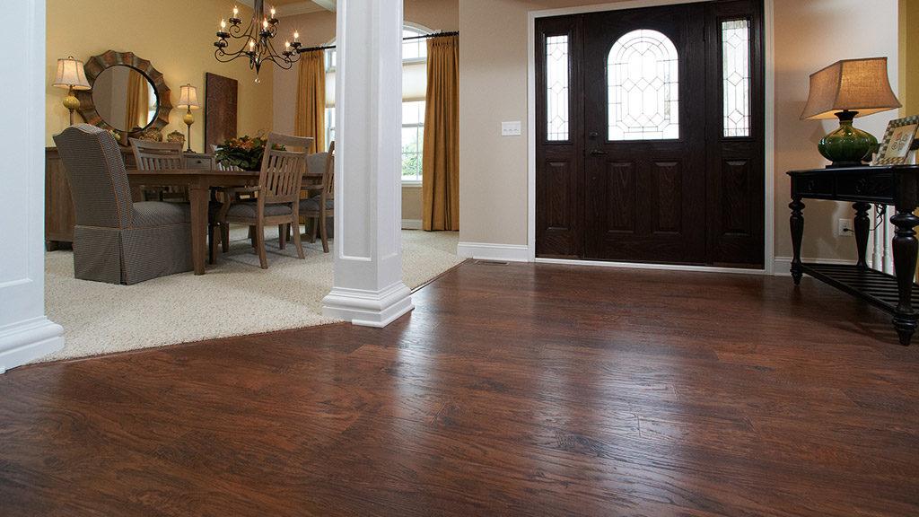 Wayne Homes Offers Custom Laminate Flooring That Wows