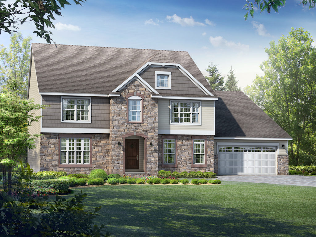 Choosing an Elevation: More options for customizing your home with Wayne Homes