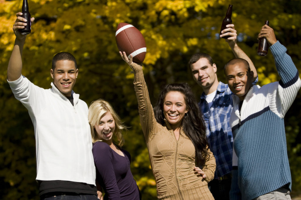 Hosting a stress-free Super Bowl party
