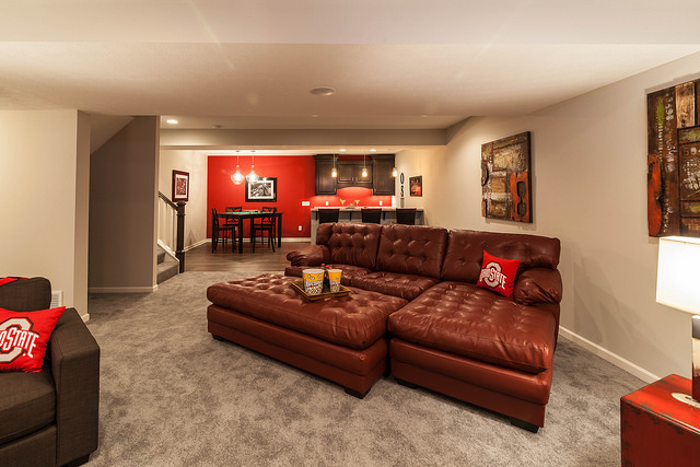 The Benefits of a Custom Finished Basement