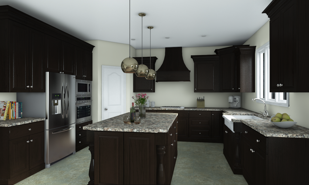 Design your kitchen with our Virtual Design Center