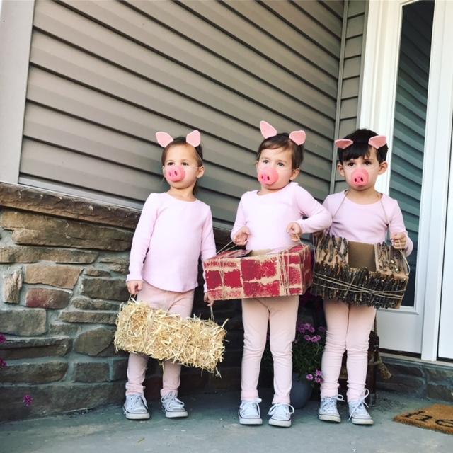 Meet the Wayne Homes Halloween Costume Contest Winners!
